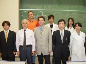 Prof. Kirschning講演会H17.9